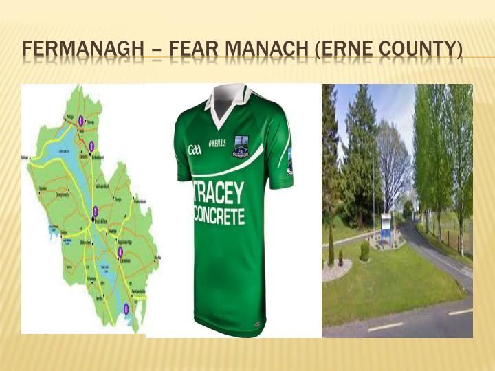 Fermanagh – Fear