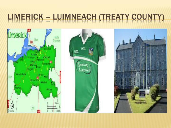 Limerick –