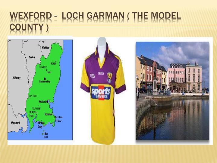 Wexford -  loch