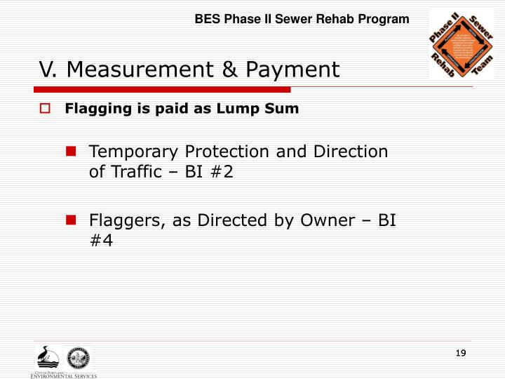 BES Phase II Sewer Rehab Program