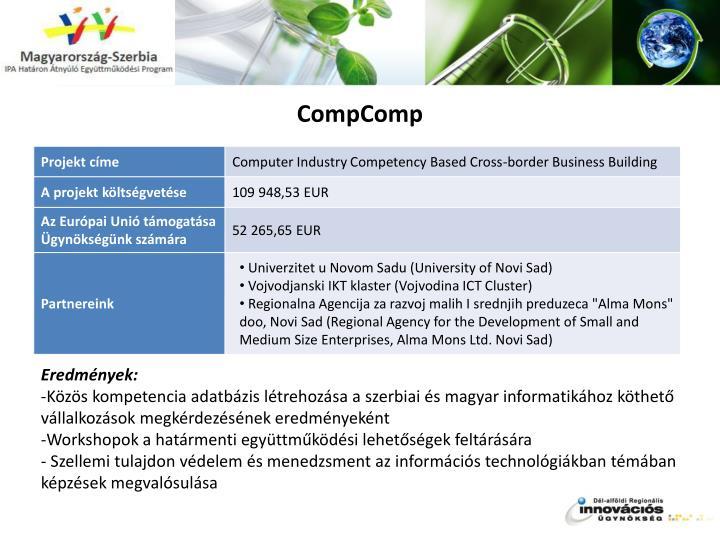 CompComp