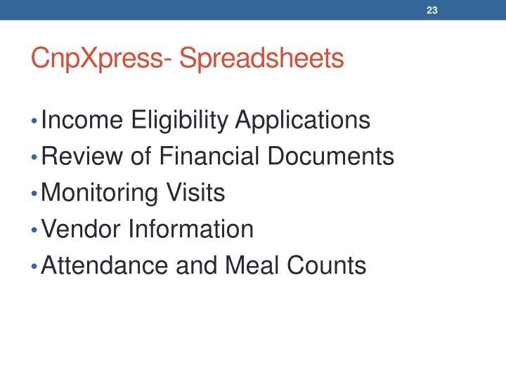 CnpXpress