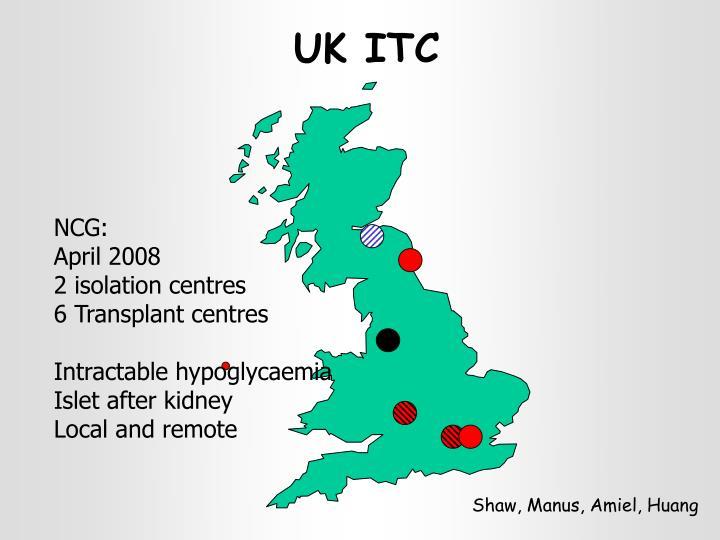 UK ITC