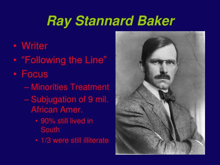 Ray Stannard Baker