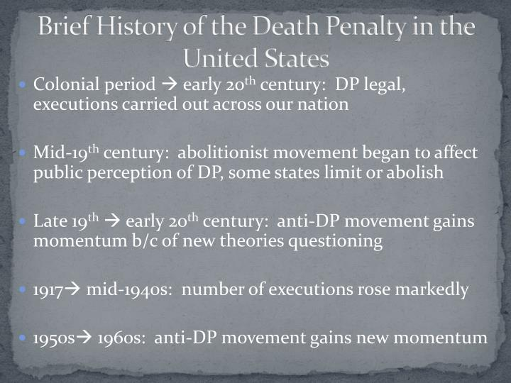 legality of capital punishment in the united states All death penalty sentences in california are also  s/he can then appeal to the  united states supreme courtwhich is.
