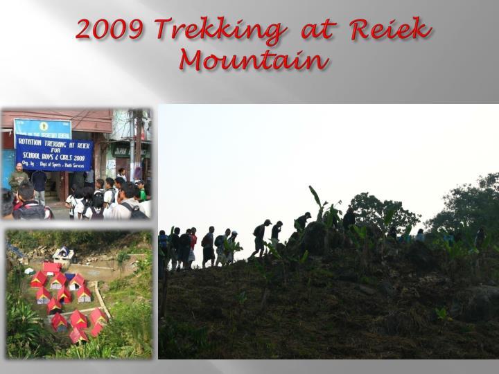 2009 Trekking  at