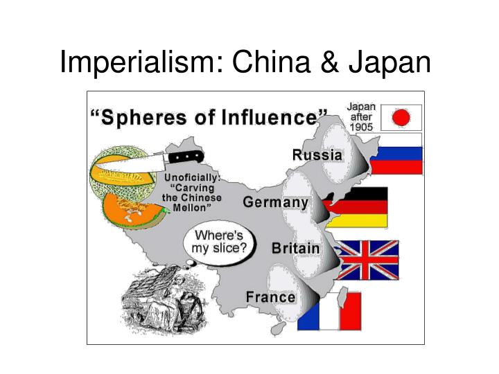 essay imperialism china