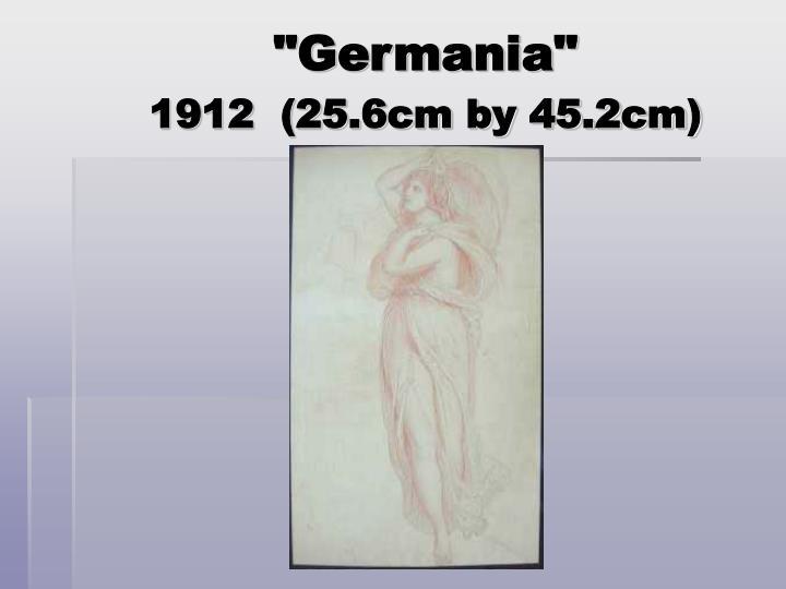 """Germania"""