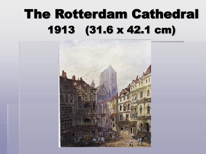 The Rotterdam Cathedral