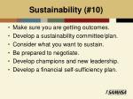sustainability 10