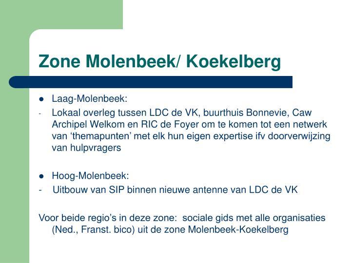 Zone Molenbeek/ Koekelberg
