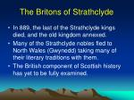 the britons of strathclyde6
