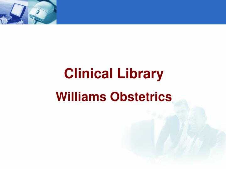 Clinical Library