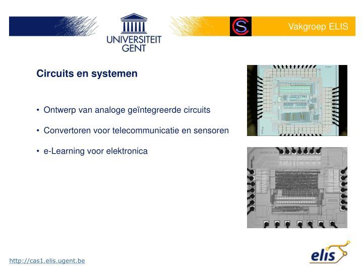 Circuits en systemen
