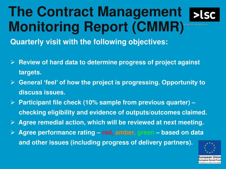 The Contract Management