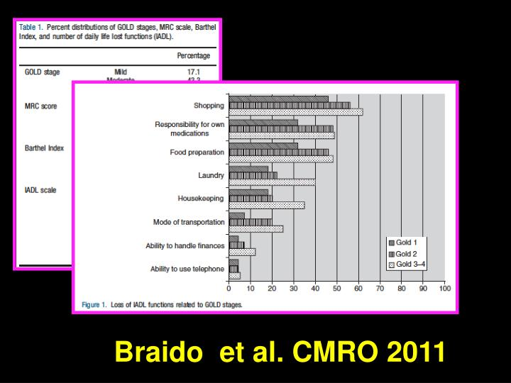 Braido  et al. CMRO 2011