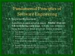 fundamental principles of software engineering1