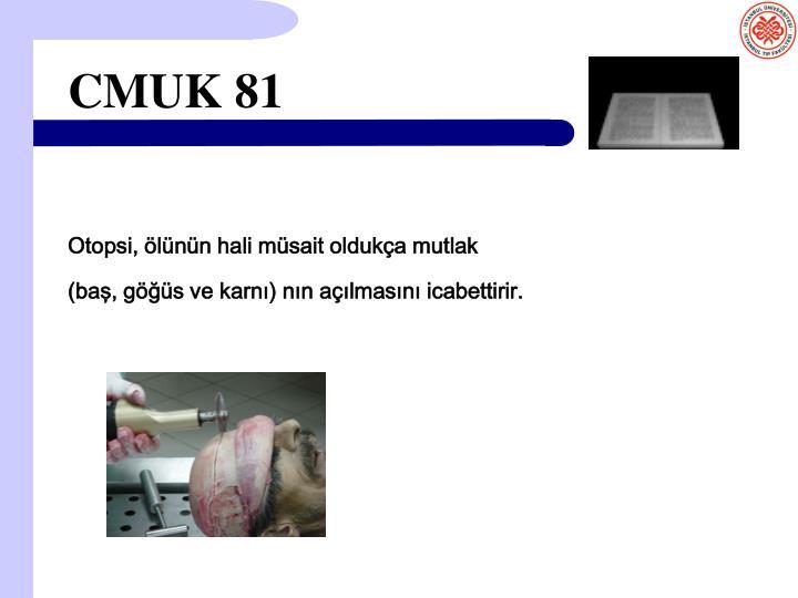 CMUK 81