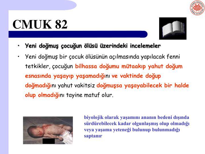 CMUK 82