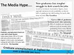the media hype