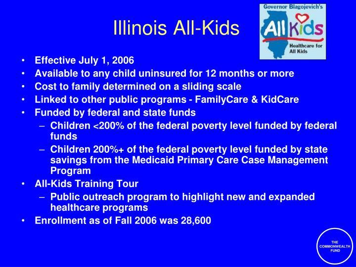 Illinois All-Kids