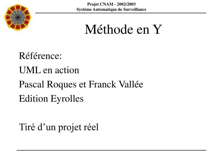 Méthode en Y