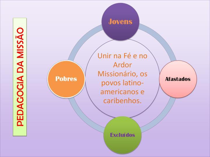 PEDAGOGIA DA MISSÃO