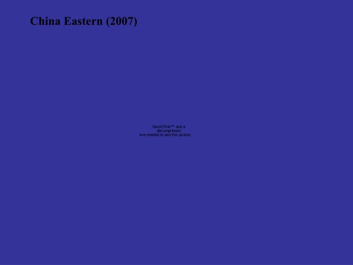 China Eastern (2007)
