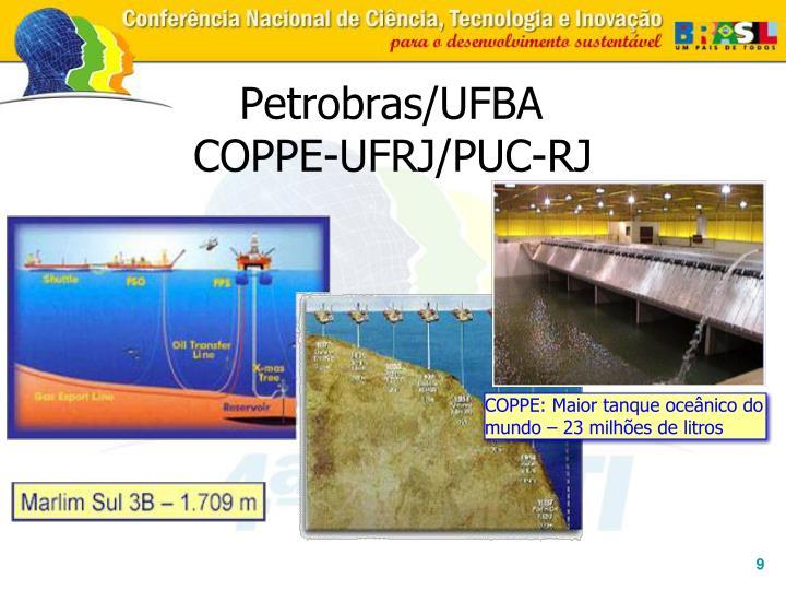 Petrobras/UFBA