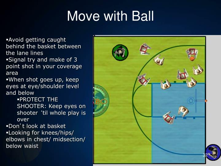 Move with Ball
