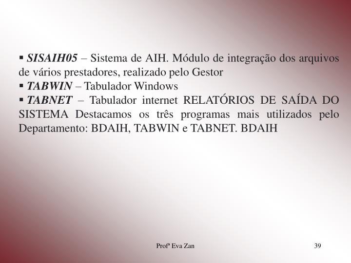 SISAIH05
