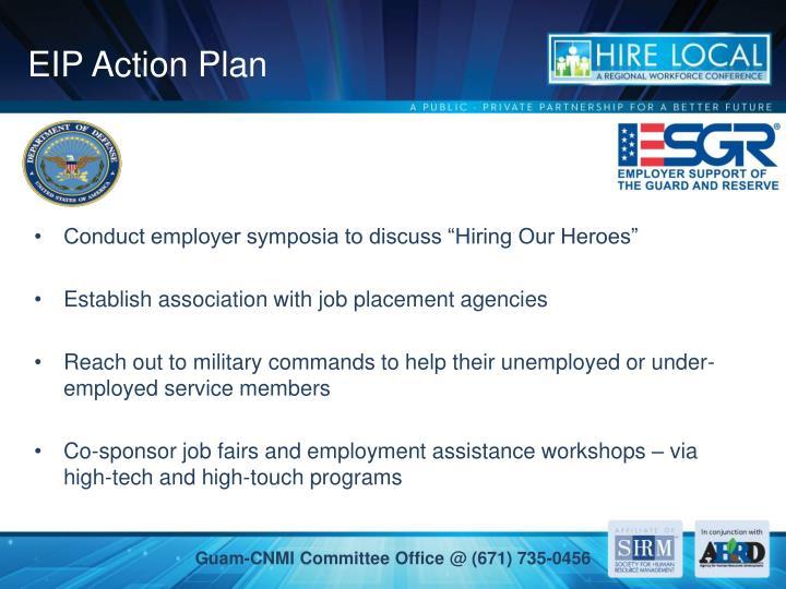 EIP Action Plan