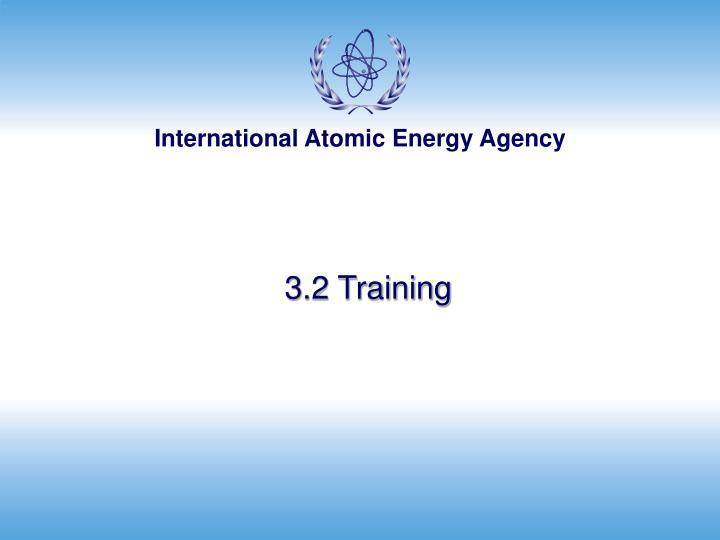 3.2 Training