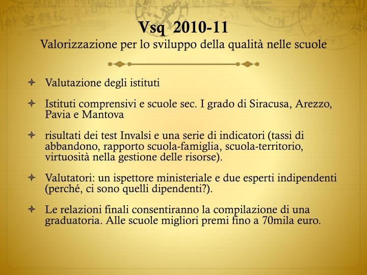 Vsq  2010-11