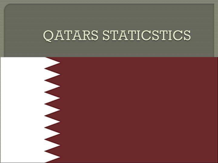 QATARS STATICSTICS
