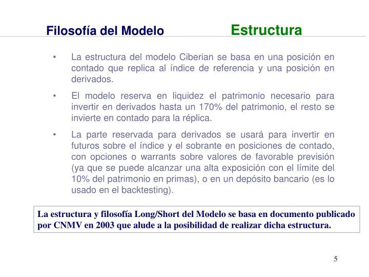 Filosofía del Modelo