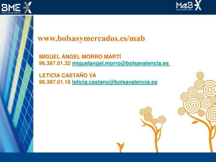 www.bolsasymercados.es/mab