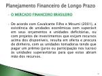 planejamento financeiro de longo prazo11