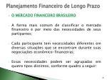 planejamento financeiro de longo prazo16