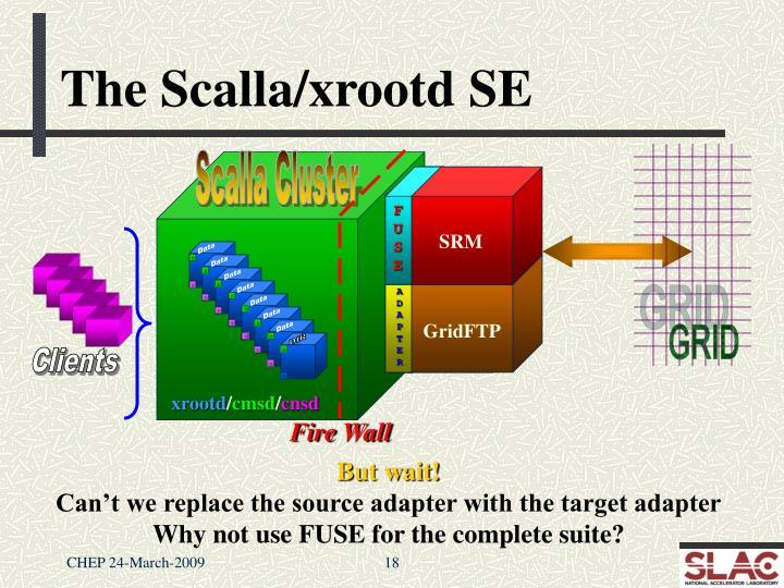 Scalla Cluster