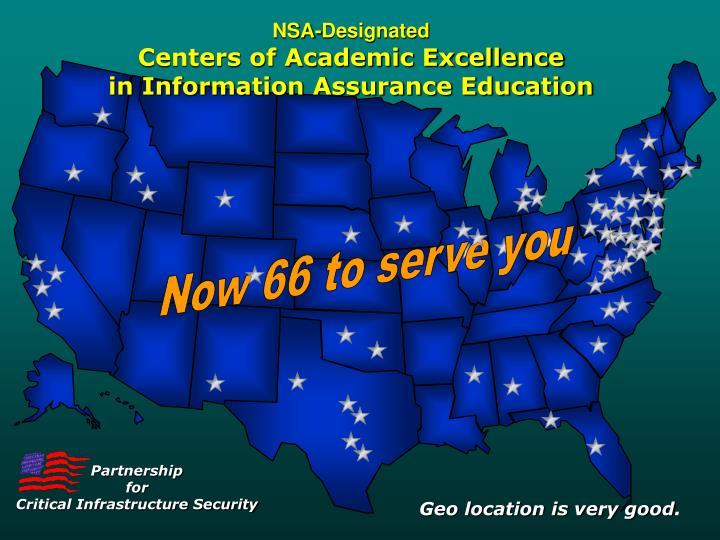 NSA-Designated