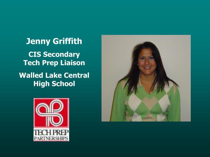 Jenny Griffith