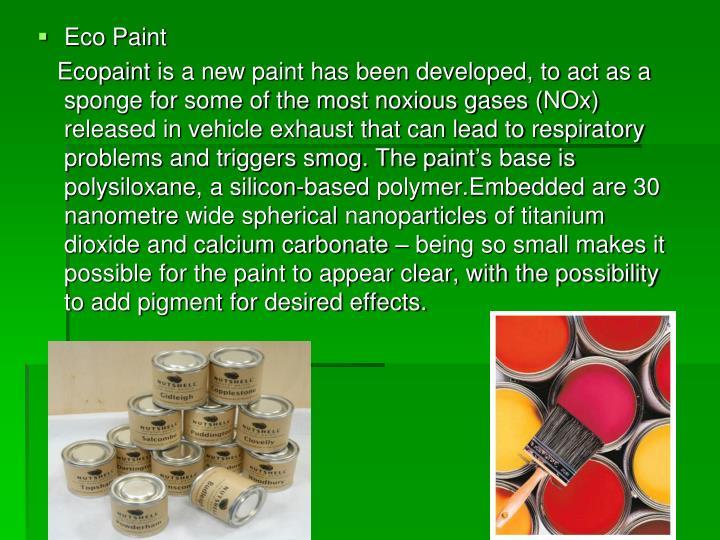 Eco Paint