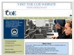 visit the coe website www coe k12 wa us