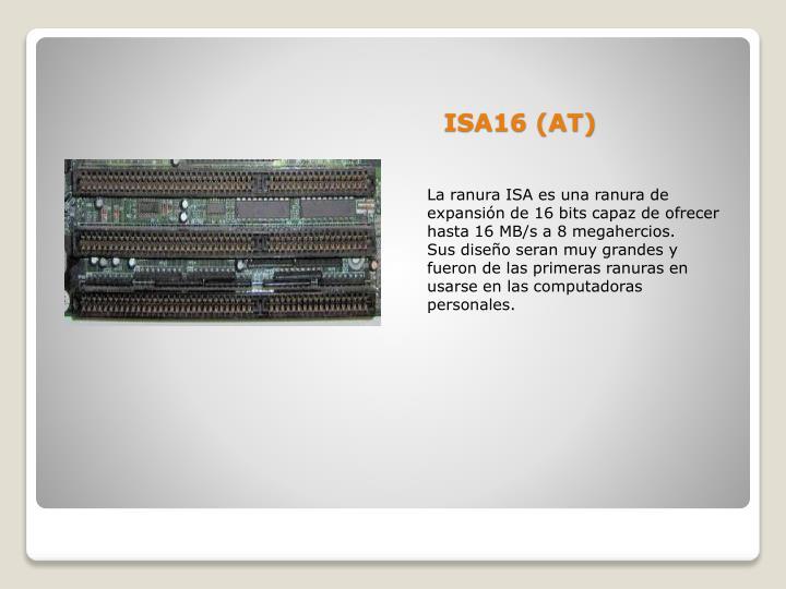 ISA16 (AT)