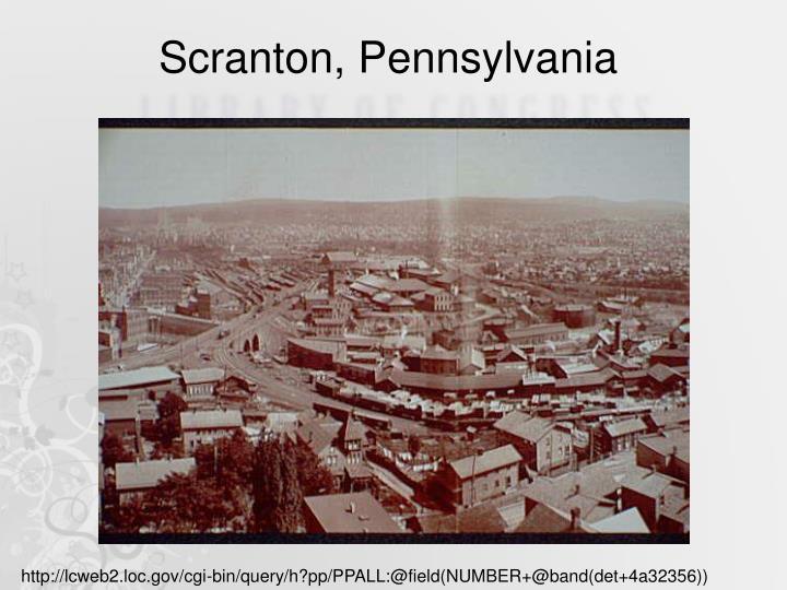 Scranton, Pennsylvania