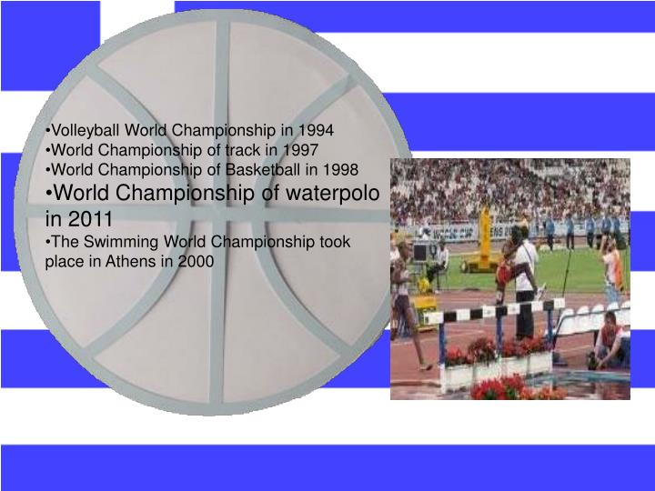 Volleyball World Championship in 1994