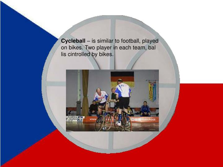 Cycleball