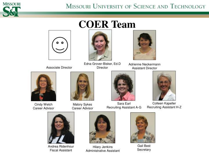COER Team