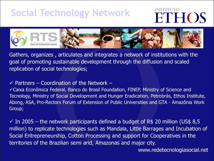 Social Technology Network
